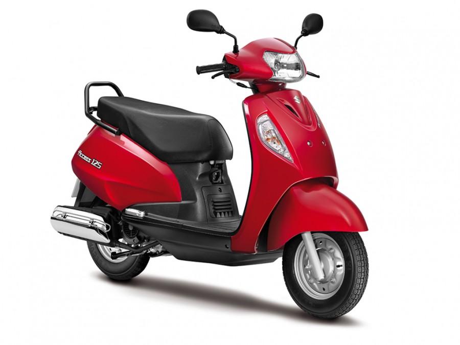 Suzuki Access 125cc (automatic) INR / 800 / DAY