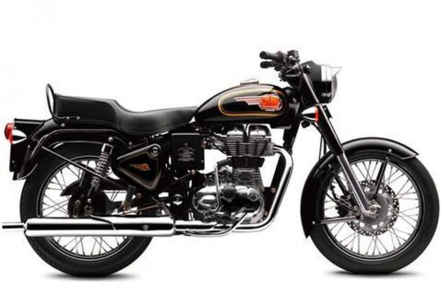 Standard 350cc / INR 1,100 / DAY